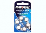 675 Rayovac Acoustic Special 1.4V 11.6x5.4mm