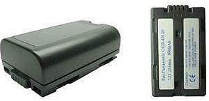 Batimex Panasonic CGR-D120 1100mAh Li-Ion 7.2V - Foto - Video baterie - neoriginální