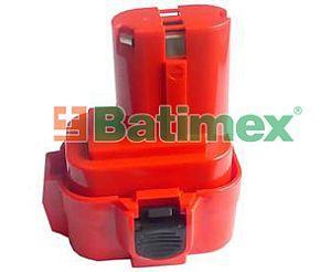 Batimex Makita 9120 1500mAh 14.4Wh NiCd 9.6V - Baterie k aku nářadí - neoriginální