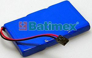 Siemens Gigaset 3000C Micro 550mAh NiMH 3.6V - Baterie pro bezdrátové telefony
