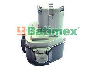 Batimex Makita 1233 3000mAh 36.0Wh NiMH 12.0V - Baterie k aku nářadí - neoriginální