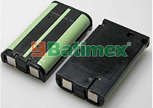 Panasonic HHR-P104 750mAh NiMH 3,6V - Baterie pro bezdrátové telefony