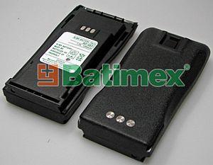 Motorola CP040 1650mAh 11.9Wh NiMH 7.2V - Baterie pro vysílačky