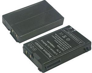 E-ten M500 1440mAh 5.3Wh Li-Ion 3.7V - Baterie k GPS