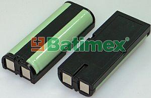 Panasonic HHR-P105 850mAh NiMH 2.4V - Baterie pro bezdrátové telefony