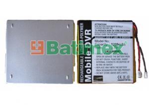 Archos AV605 Wifi 80GB 5200mAh Li-Polymer 3.7V