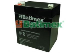 Batimex BLE1240 4.0Ah 48.0Wh Pb 12.0V 90x70x101x106mm - Olověné baterie