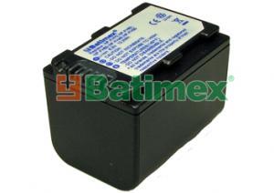 Batimex Sony NP-FH70 1800mAh 12.2Wh Li-Ion 6.8V - Foto - Video baterie - neoriginální
