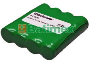 Uniden BP-38 700mAh NiMH 4.8V - Baterie pro vysílačky