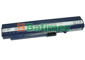 Batimex Aspire One 4400mAh 48.8Wh Li-Ion 11.1V modrý - Baterie k notebookům