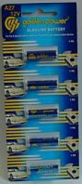 Batimex PX27A-C Golden Power 6.0V - Foto - Video baterie - neoriginální