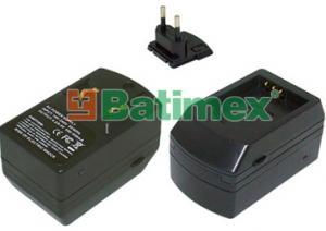 Sony NP-BG1 Nabíječka ACMPE s vyměnitelným adaptérem