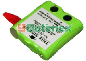 Maxcom WT-210 700mAh 3.4Wh NiMH 4.8V - Baterie pro vysílačky