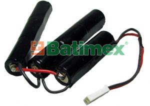 4700mAh 45.1Wh NiMH 9.6V BSG016 - Airsoftove baterie