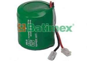 BCO113M 320mAh NiMH 3.6V - Baterie pro bezdrátové telefony