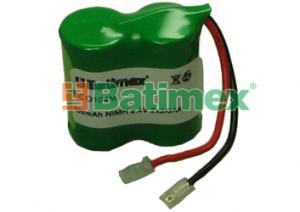 BCO104M 600mAh 1.4Wh NiMH 2.4V 2x2/3AA - Baterie pro bezdrátové telefony