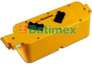 iRobot Roomba 400 3000mAh 47.5Wh NiMH 14.4V - Dobíjecí základny a adaptéry vysavačů