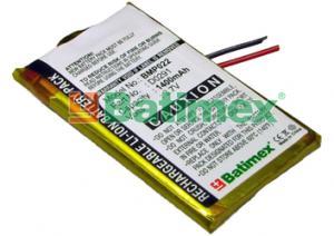 Archos Gmini XS200 1400mAh 5.2Wh Li-Polymer 3.7V