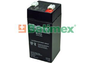 Batimex BL445 4.5Ah 18.0Wh Pb 4.0V 48x46x101x106mm - Olověné baterie