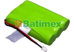 Sagem MC901 700mAh 2.5Wh NiMH 3.6V 3xAAA - Baterie pro bezdrátové telefony
