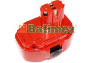 Batimex Makita 1822 2000mAh 36.0Wh NiCd 18.0V - Baterie k aku nářadí - neoriginální