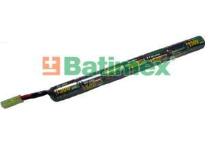 1500mAh 12.6Wh NiMH 8.4V BSG022 - Airsoftove baterie
