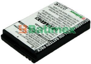 Batimex N97 3000mAh 11.1Wh Li-Ion 3.7V černý zvětšený(á) - Baterie pro mobilní telefony - neoriginální