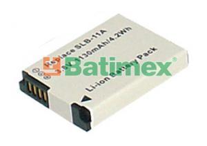 Batimex Samsung SLB-11A 1130mAh 4.3Wh Li-Ion 3.8V - Foto - Video baterie - neoriginální
