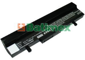 Asus Eee PC 1001HA 6600mAh 71.3Wh Li-Ion 10.8V černý