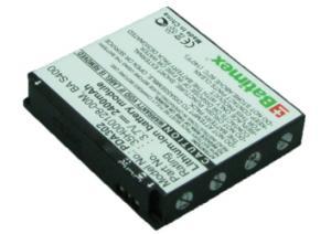 Batimex HD2 2400mAh 8.9Wh Li-Ion 3.7V zvětšený(á) - Baterie pro mobilní telefony - neoriginální