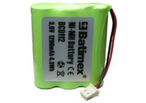 Panasonic P-P502 1200mAh 4.3Wh NiMH 3.6V 3xAA - Baterie pro bezdrátové telefony