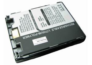 Archos AV530 Mobile DVR 30GB 2600mAh 9.6Wh Li-Polymer 3.7V