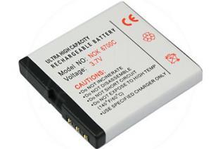 Batimex 6700 Classic 700mAh 2.6Wh Li-Ion 3.7V - Baterie pro mobilní telefony - neoriginální