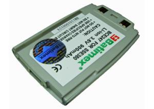 Batimex Samsung SCH-E380 900mAh 3.2Wh Li-Ion 3.6V - Foto - Video baterie - neoriginální