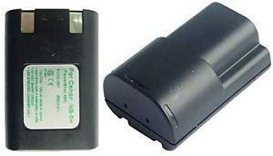 Batimex Canon NB-5H 750mAh 4.5Wh NiMH 6.0V - Foto - Video baterie - neoriginální