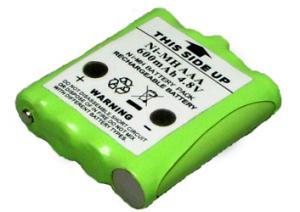 Topcom Twintalker 9100 700mAh 3.4Wh NiMH 4.8V - Baterie pro vysílačky