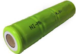 500mAh 2.4Wh NiMH 4.8V BEC001 - Baterie do e-cigaret