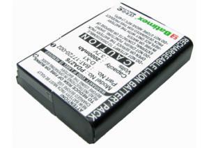BlackBerry Storm 9500 2000mAh 7.4Wh Li-Ion 3.7V zvětšený(á)