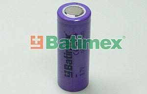 ER18505M 3.2Ah 11.5wH 3.6V 18.8x50.5mm vysokoproudová