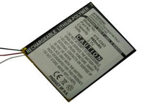 Apple iPod Touch 1st 980mAh 3.6Wh Li-Polymer 3.7V