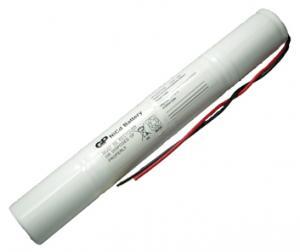 450DKT4A6 4500mAh 21.6Wh NiCd 4.8V 4xD vysokoteplot.