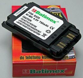Batimex G520 750mAh 3.6Wh NiMH 4.8V - Baterie pro mobilní telefony - neoriginální