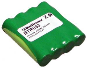 Motorola XTR446 700mAh 3.4Wh NiMH 4.8V - Baterie pro vysílačky