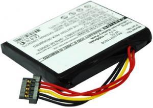 TomTom Go 1000 1000mAh 3.7Wh Li-Ion 3.7V - Baterie k GPS