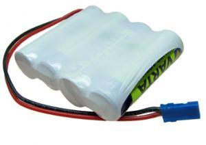 2100mAh 10.1Wh NiMH 4.8V 4xAA (4x1) BRC031 - Příslušenství k RC modelům