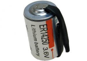 ER14250 1.2Ah 3.6V 1/2AA 14.5x25.2mm plíšky na pájení