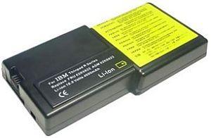 IBM ThinkPad R30 4000mAh 47.5Wh Li-Ion 10.8V