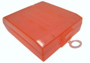 Batimex Oranžová krabička na 4 články(u,ů) AA / R6 - Klasické nabíječky