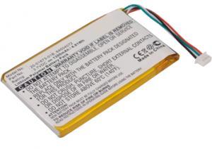 Nokia 500 1300mAh 4.8Wh Li-Polymer 3.7V - Baterie k GPS