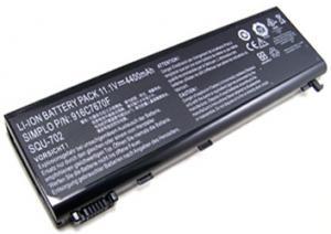 Batimex Bell EasyNote Minos GP2 4400mAh 48.8Wh 11.1V - Baterie k notebookům